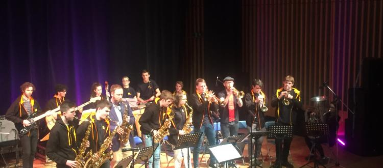 JMI Youth Big Band - Hannukah Concert at JW3